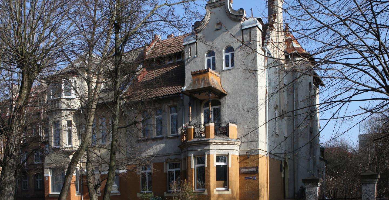 Дом с горгульей
